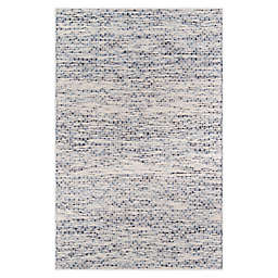 Erin Gates by Momeni® 5' x 8' Darmouth Bartlett Area Rug in Blue