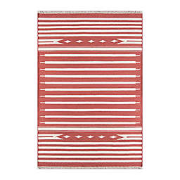Erin Gates by Momeni Thompson Billings 2' x 3' Accent Rug in Red