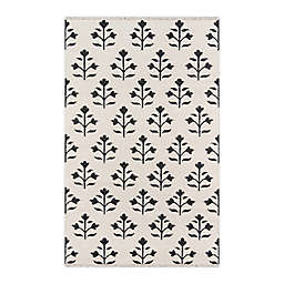 Erin Gates by Momeni® 3'6 x 5'6 Thompson Grove Accent Rug in Ivory