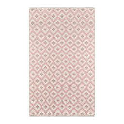 Erin Gates by Momeni® 7'6 x 9'6 Thompson Newbury Area Rug in Pink