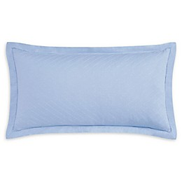 Charisma® Settee Bolster Throw Pillow in Blue