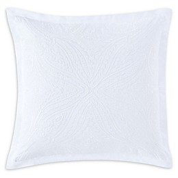 Charisma® Settee Square Throw Pillow in White