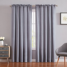 Charisma® Riva 2-Pack 84-Inch Rod Pocket Window Curtain
