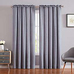 Charisma® Riva 84-Inch Rod Pocket Window Curtain Panel Pair