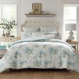 Laura Ashley® Honeysuckle Comforter Bonus Set in Duck Egg