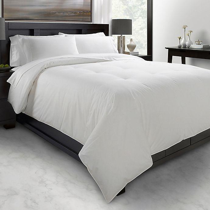 Alternate image 1 for Ella Jayne Penthouse Down Alternative King/California King Comforter in White