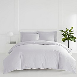 Now House by Jonathan Adler® Oliver Duvet Cover Set in Charcoal