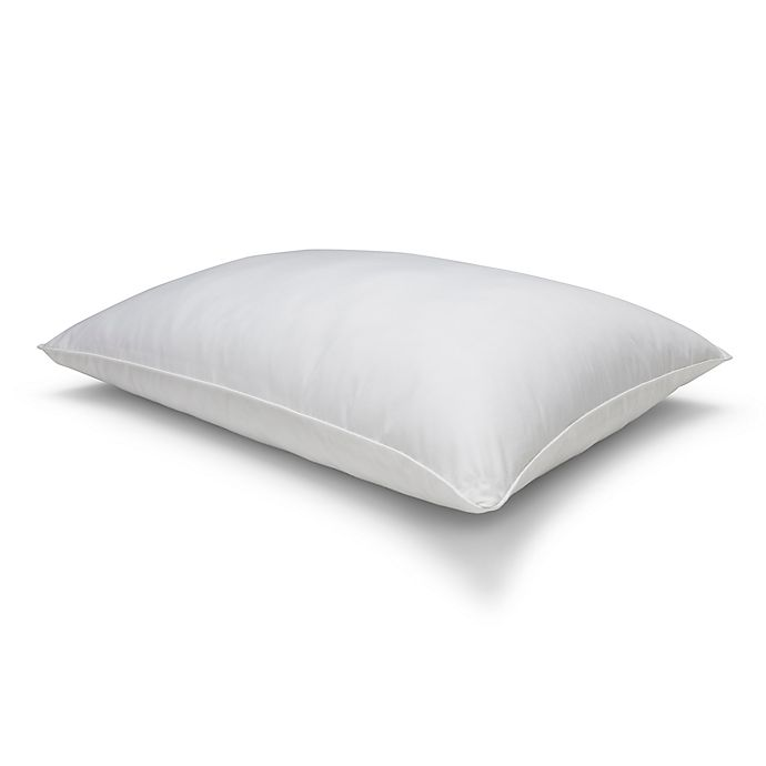 Alternate image 1 for Under The Canopy® Organic Cotton Back/Stomach Sleeper Pillow