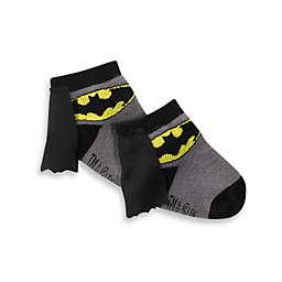 Batman Size 0-12 Months Socks With Cape