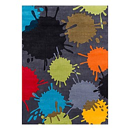 Momeni® Lil Mo Hipster Paint Ball Rug