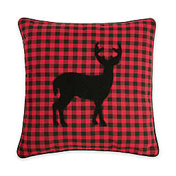 C & F Home™ Woodford Deer Embroidered Square Throw Pillow