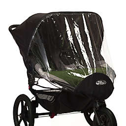 Baby Jogger® Summit X3 Double Stroller Rain and Wind Canopy