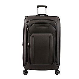 Brookstone® Dash 2.0 29-Inch Spinner Checked Luggage