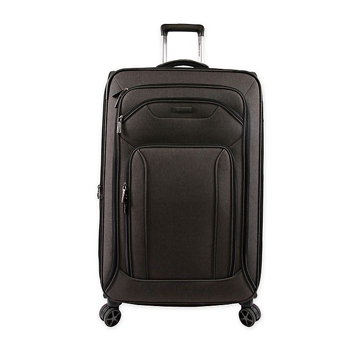 Alternate image 1 for Brookstone® Dash 2.0 29-Inch Spinner Checked Luggage