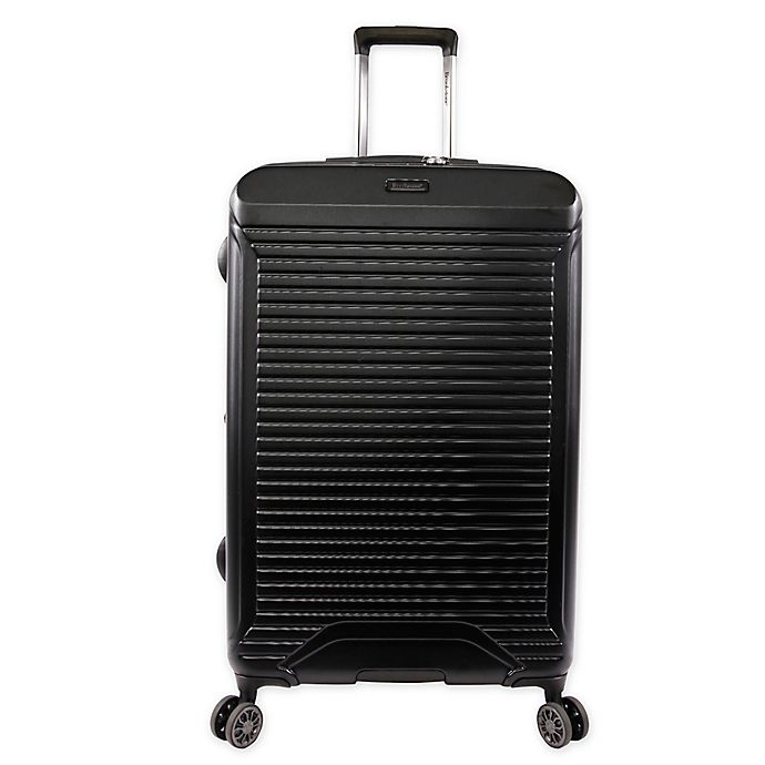 Alternate image 1 for Brookstone® Dash 2.0 29-Inch Hardside Spinner Checked Luggage