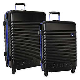 Nautica® Sunset Hardside Spinner Checked Luggage