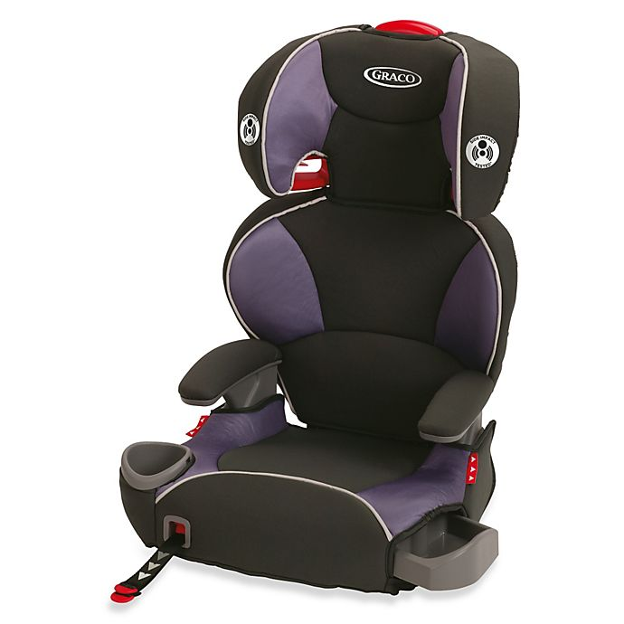 Alternate image 1 for Graco® AFFIX™ Highback Booster Seat in Grapeade™