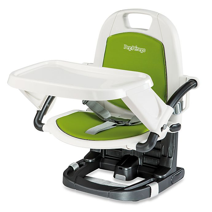 Alternate image 1 for Peg Perego Rialto Booster Chair in Mela
