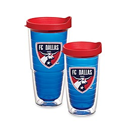 Tervis® MLS® FC Dallas Tumbler With Lid in Sapphire