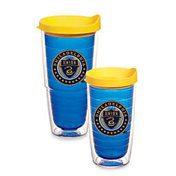 Tervis® MLS® Philadelphia Union Tumbler With Lid in Sapphire
