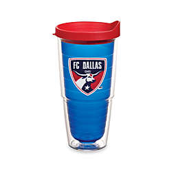 Tervis® MLS 24 oz. FC Dallas Tumbler With Lid in Sapphire