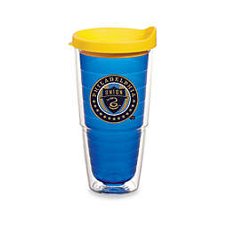 Tervis® MLS® 24-Ounce Philadelphia Union Tumbler With Lid in Sapphire