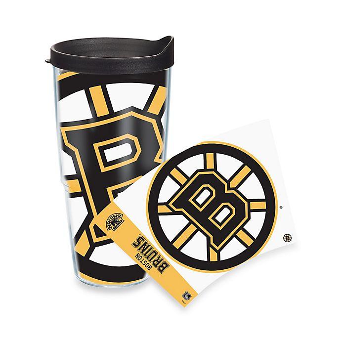 Alternate image 1 for Tervis®  Boston Bruins Colossal Wrap 24-Ounce Tumbler