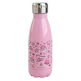 Manna™ Vogue Princess 9 oz. Stainless Steel Water Bottle