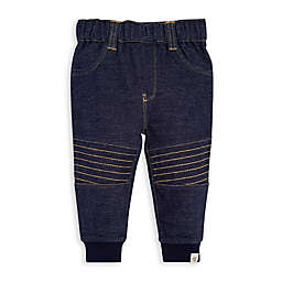 Burt's Bees Baby® Organic Cotton Terry Pant in Blue