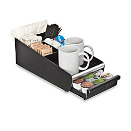 Vesta Coffee Condiment and K-Cup® Single Serve Coffee Pod Organizer