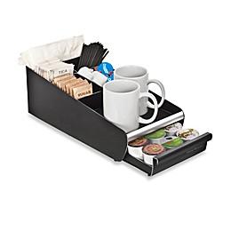 Vesta Coffee Condiment and K-Cup® Single Serve Coffee Pod Organizer