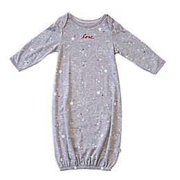 ED Ellen DeGeneres Love Words Gown in Grey