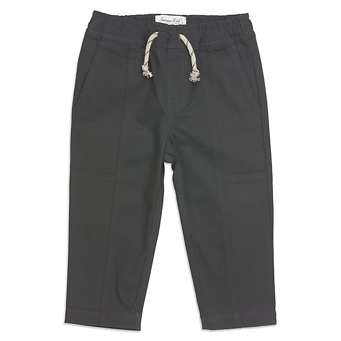 Alternate image 1 for Sovereign Code® Woven Jogger in Black
