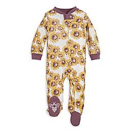 Burt's Bees Baby® Sunflower Organic Cotton Sleep and Play in Blue