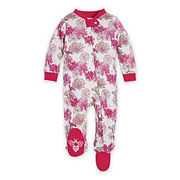 Burt's Bees Baby® Wildflower Bunch Organic Cotton Sleep and Play in Pink