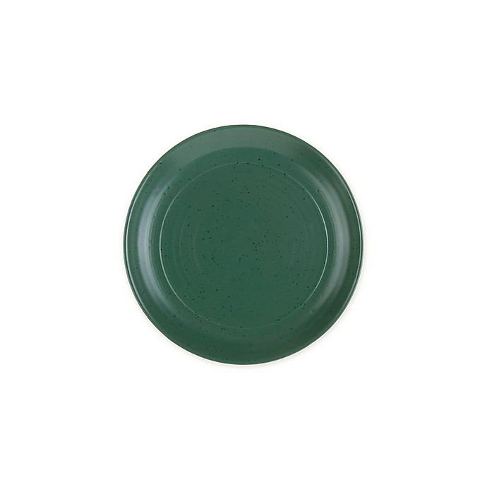 Alternate image 1 for Bee & Willow™ Home Milbrook Appetizer Plate in Spruce