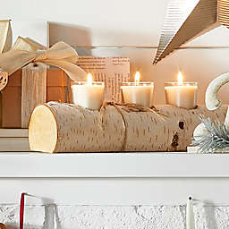 Bee & Willow™ Home Votive Candle Birch Log
