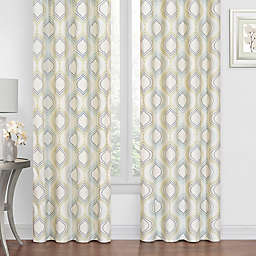 Albers Room Darkening Window Curtain Collection