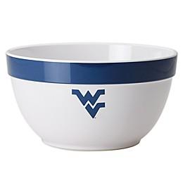 West Virginia University 4.75 qt. Big Party Bowl