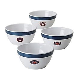 Auburn University 4-Piece Party Bowl Set