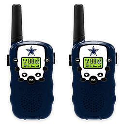 NFL Dallas Cowboys 2-Piece Walkie Talkie Set