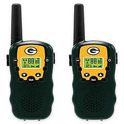 NFL Green Bay Packers 2-Piece Walkie Talkie Set