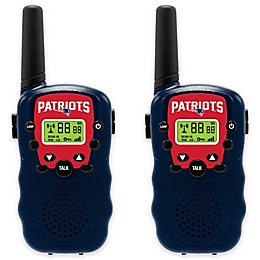 NFL 2-Piece Walkie Talkie Set