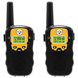 NFL Pittsburgh Steelers 2-Piece Walkie Talkie Set