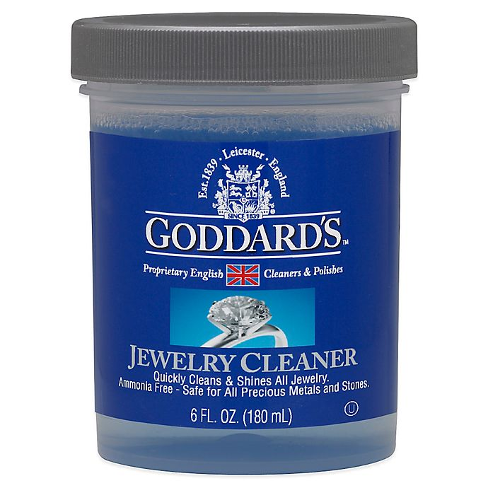 Alternate image 1 for Goddard's™ 6 oz. Jewelry Cleaner