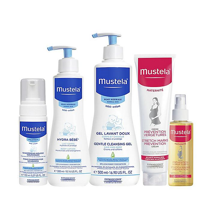 Alternate image 1 for Mustela® Maternity Collection