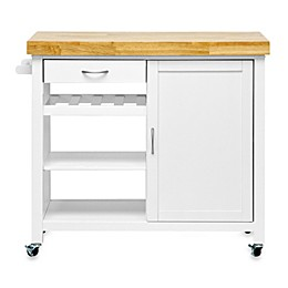 Denver Modern Kitchen Cart