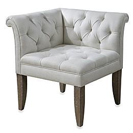 Uttermost Tahtesa Corner Chair