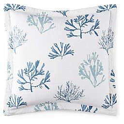 Coastal Living Truro European Pillow Sham in Blue