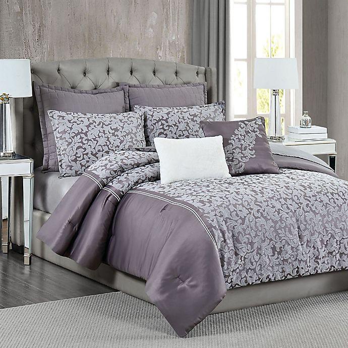 5th Avenue Lux Westbury Comforter Set Bed Bath Beyond
